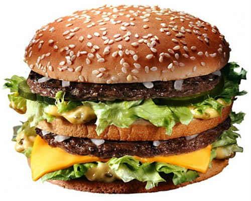 Гамбургер, биг мак, мы раскроем все тайны бургеров